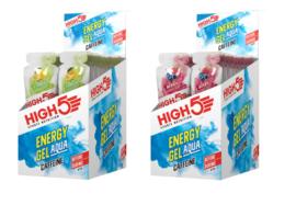 High 5 Energie Gel Aqua Caffeine doos 20 stuks