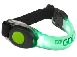 Neon Led Armband Groen   Gato Sport
