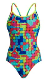 Funkita Badpak Diamond Back Heat Map