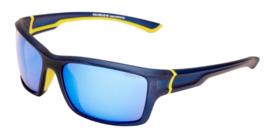Sinner Cayo Sportbril Blauw/Geel