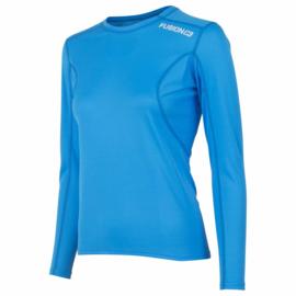 Fusion C3 LS Shirt Surf 900020 DAMES