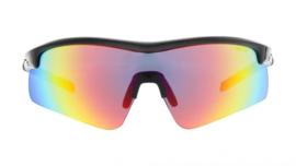 Sinner Sportbril Osler Zwart (geschikt voor brildragers)