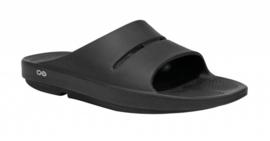 Oofos Recovery Slippers Slide Zwart | Unisex