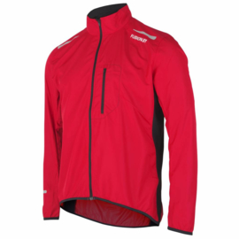 Fusion S1 Run Jacket 9000181 Red HEREN