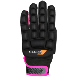 Grays International Pro Glove Zwart Roze