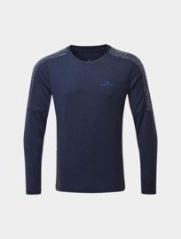 RonHill Sport Shirt Night Runner 005013-00678 HEREN