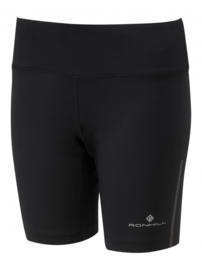 RonHill Stride Stretch Short Black 1 004760-000009 DAMES