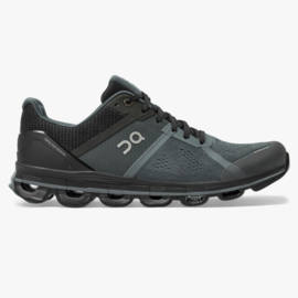 On Hardloopschoenen Cloudace Graphite/Rock | HEREN