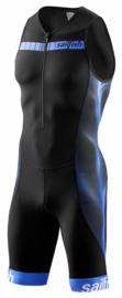 Sailfish Trisuit Comp Zwart/Blauw Heren