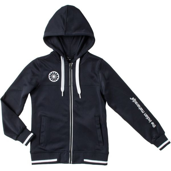 The Indian Maharadja Tech Hooded Navy JUNIOR