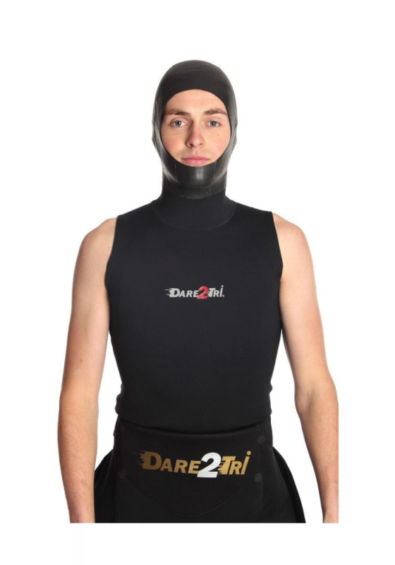 Dare2Tri Keep Warm Hooded Vest Unisex
