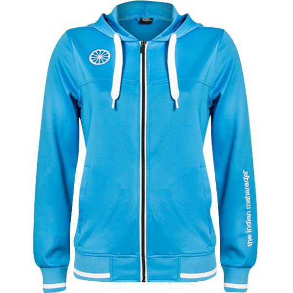 The Indian Maharadja Tech Hooded Blauw DAMES