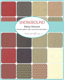 Snowbound by Kathy Schmitz
