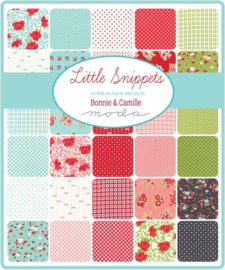 Little Snippets by Bonnie & Camille for Moda Fabrics