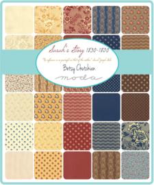 Sarah's Story 1830-1850 by Betsy Chutchian for Moda Fabrics