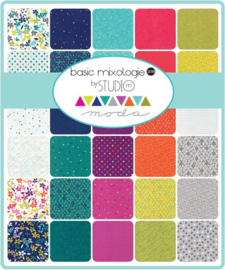 Basic Mixologie 2018 by Studio M for Moda Fabrics