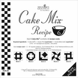 Moda Cake Mix 6