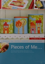 Pieces of Me by Janelle Wind