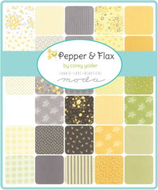 Pepper & Flax by Corey Yoder