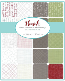 Flourish by Natalia & Kathleen for Moda Fabrics