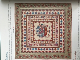 Primarily quilts... 19th Century Inspirations by  Di Ford