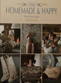 Homemade & Happy by  Tone Finnanger
