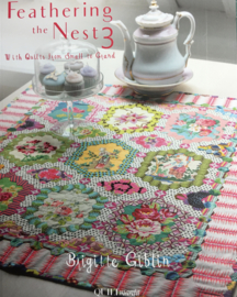 Feathering the Nest 3  by Brigitte Giblin