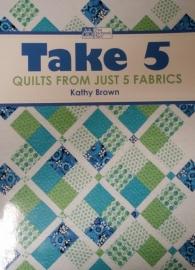 Take 5 - Kathy Brown