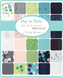Day in Paris by Zen Chic