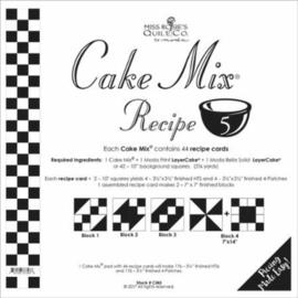 Moda Cake Mix 5