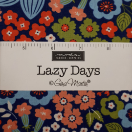 Lazy Days by Gina Martin for Moda Fabrics