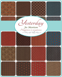 Yesterday by Jo Morton