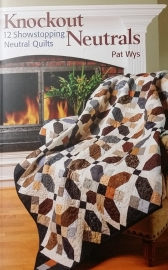 Knockout Neutrals by Pat Wys