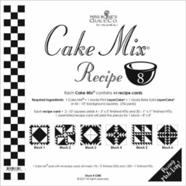 Moda Cake Mix 8