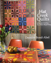Hat Creek Quilts by Deirdre Bond-Abel