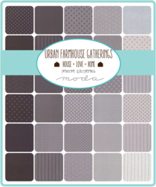 Urban Farmhouse Gatherings by Primitive Gatherings for Moda Fabrics