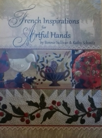 French Inspirations for Arthur Hands by Bonnie Sullivan & Kathy Schmitz