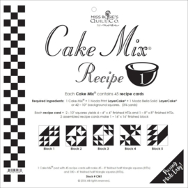 Moda Cake Mix 1