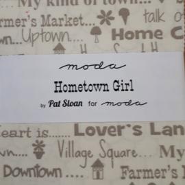 Hometown Girl by Pat Sloan for Moda Fabrics