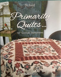 Primarily quilts... From Di Ford