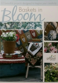 Basket in bloom by Gail Pan design