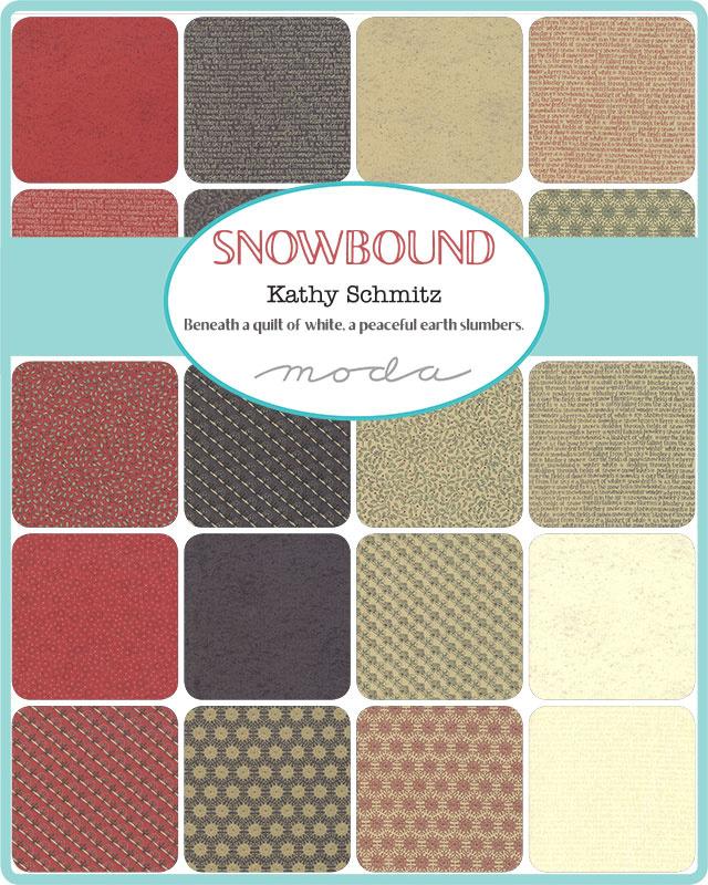 Snowbound by Kathy Schmitz