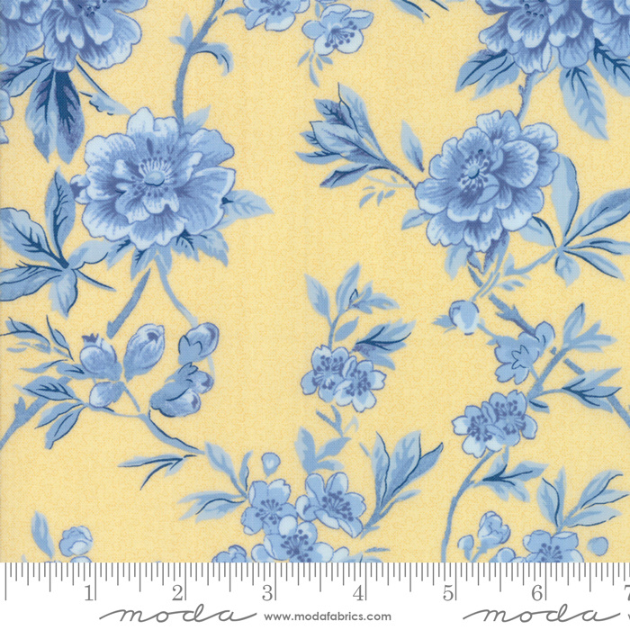 Regency Ballycastle Chintz by Christopher Wilson -Tate for Moda Fabrics