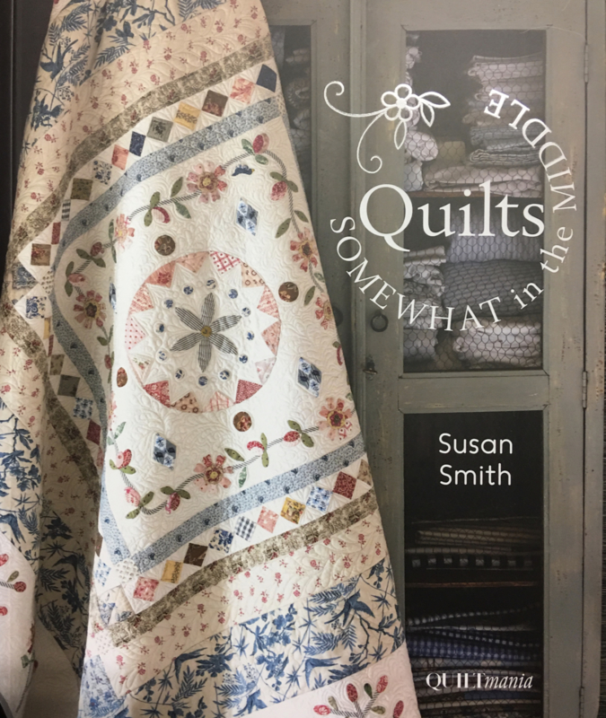 Quilts, Somewhat in the Middle by Susan Smith