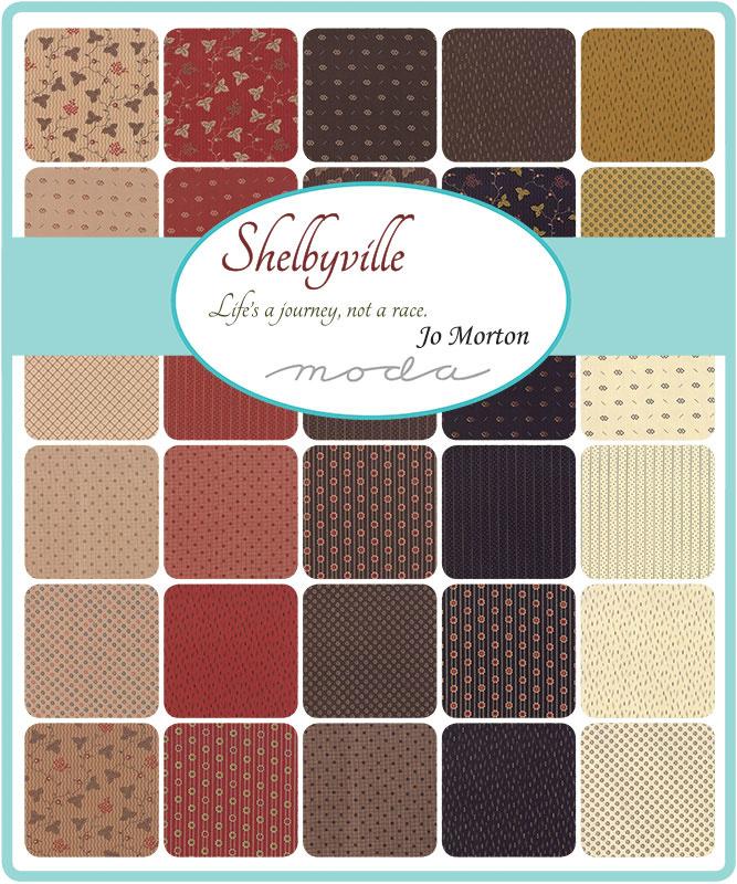 Shelbyville by Jo Morton