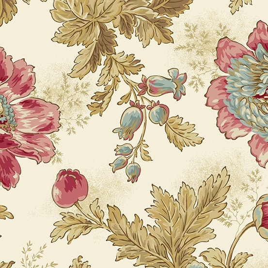 Super Bloom by Edyta Sitar for Andover Fabrics