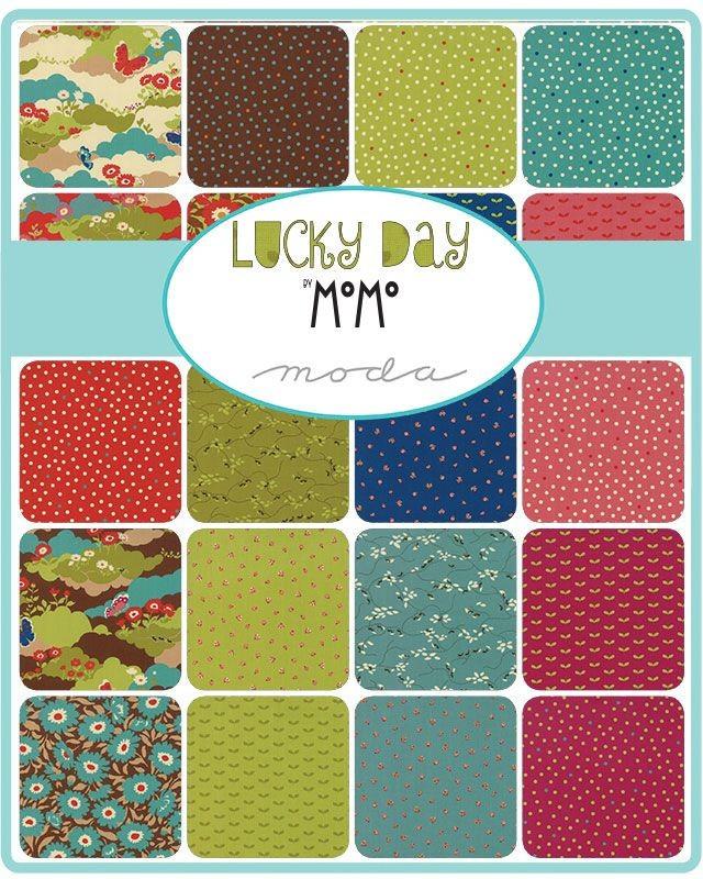 Lucky Day by MoMo for Moda Fabrics