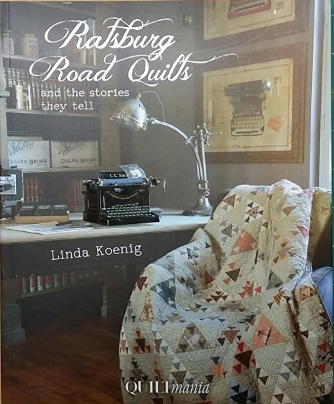 Ratsburg Road Quilts by Linda Koenig