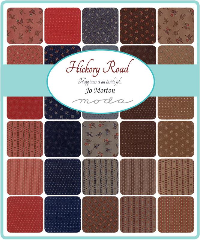 Hickory Road by Jo Morton for Moda Fabrics