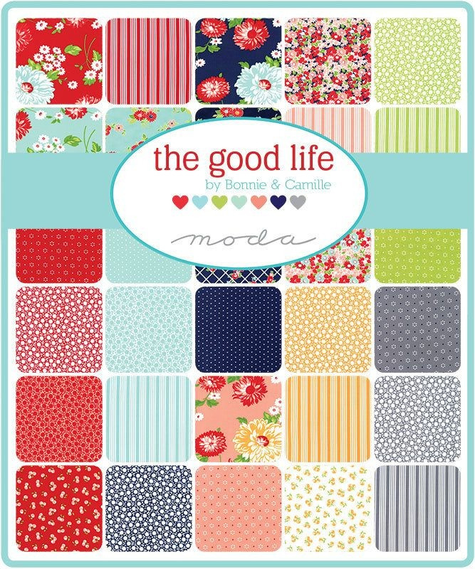 The Good Life by Bonnie & Camille for Moda Fabrics